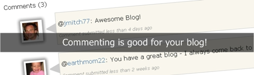 How not to get caught into spam filter when commenting? blogkori