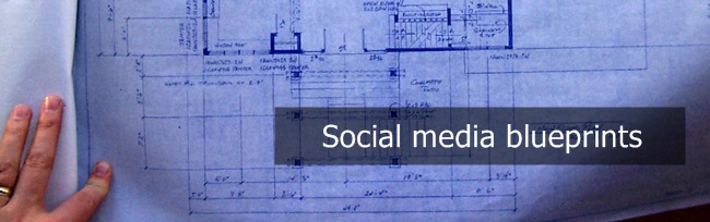 Social media blue print - Promote your next blog post effectively