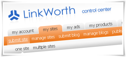 linkworth submit a website