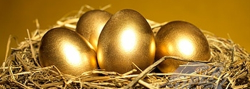 put your eggs in different baskets for blog revenue